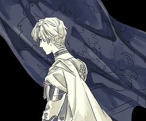 anime, fire emblem, and Dimitri image
