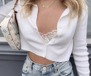 blogger, casual, and fashion image