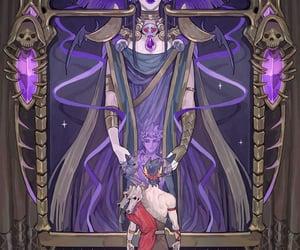 anime, zagreus, and art image