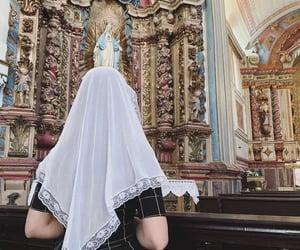 Catholic, mass, and messe image