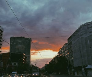 buildings, cars, and romania image
