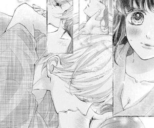 beijo, manga, and couple image
