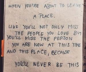 end, place, and lové image