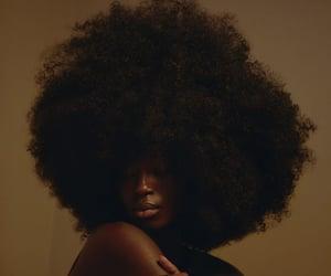 Afro and melanin image