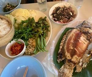cuisine, food, and lao food image
