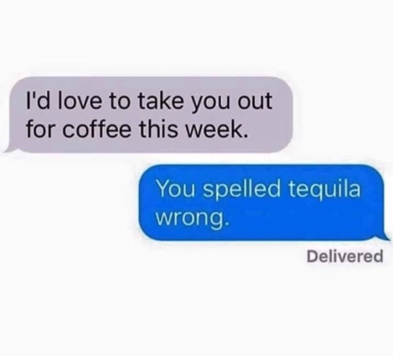 coffee, hilarious, and tequila image