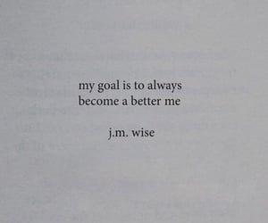 my goal..