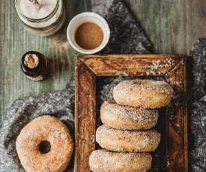 donuts, doughnuts, and dessert image