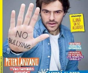 no, bullying, and peter lanzani image