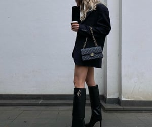 chanel, fashion, and street wear image