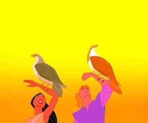 disney, eagle, and indigenous image