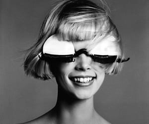 Photo by Isabel Costa on February 08, 2021. May be a black-and-white image of 1 person and sunglasses.