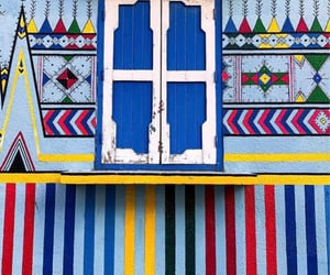 arab, colorful, and architecture art image