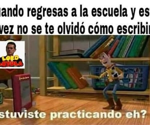 funny, meme, and regreso a clases image