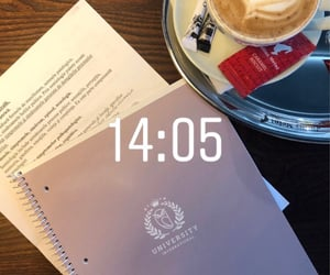 coffee, doctor, and study image