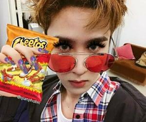 hot cheetos, cpop, and kpop image