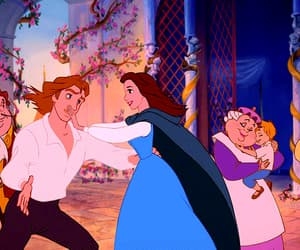 adam, beauty and the beast, and couple image