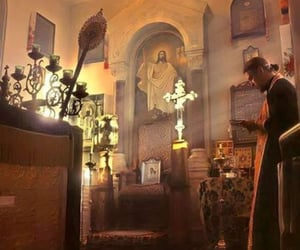byzantine, monastery, and kirche image
