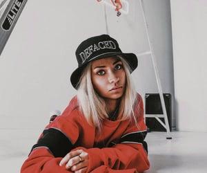 aesthetic, girl, and streetwear image