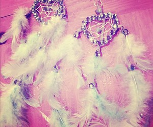 diy, pastel, and dream catcher image