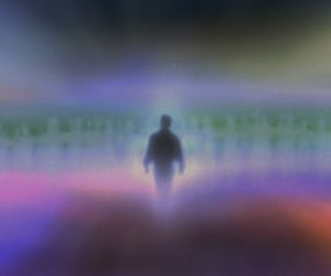 aesthetic, aura, and trip image