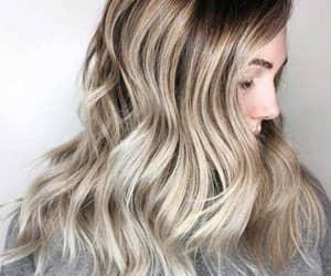 cabelos loiros, cores de cabelo, and luzes image