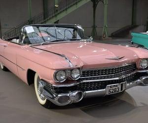 cadillac, retro, and car image