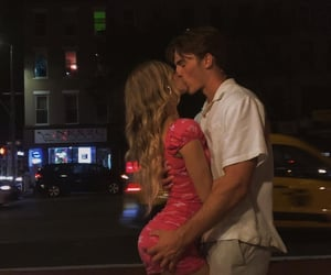kiss, beautiful, and boy image