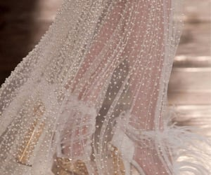 Couture, dress, and cutie image