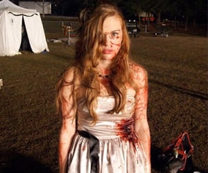 gore, teen wolf, and darkcore image