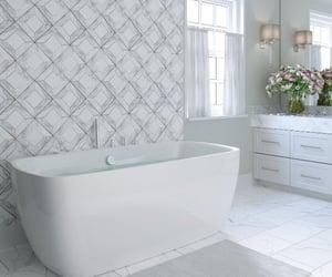 modern, bathtubs, and freestanding image