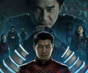 Marvel, fala chen, and simu liu image
