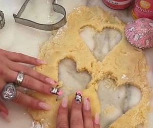 baking, nails, and food image