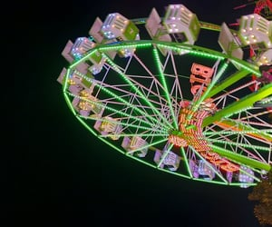 carnaval, fair, and photograpy image