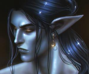 art, fantasy, and mythical image