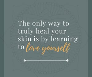 beauty, skincare, and healthyliving image