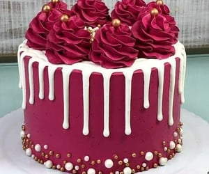 cake and red image