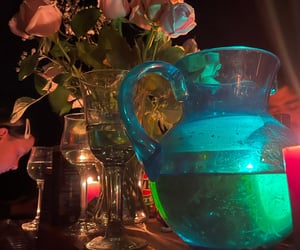 blue, party, and classy image