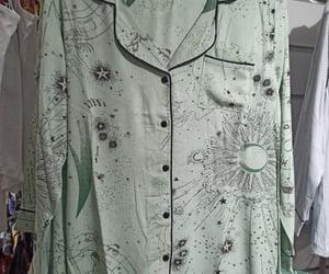 astrology, green, and pyjamas image