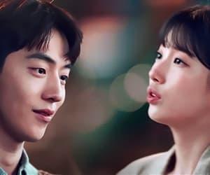 couple, suzy, and nam joo hyuk image