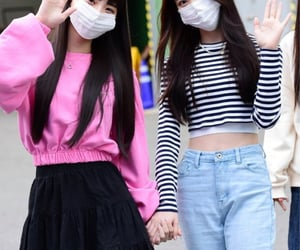 shen xiaoting, kawaguchi yurina, and 걸스플래닛999 image
