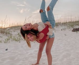 girls, pinterest, and friends image