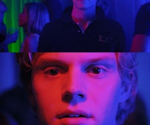 coven, series, and evan peters image