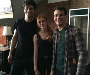 wallpapers, clary fray, and alec lightwood image