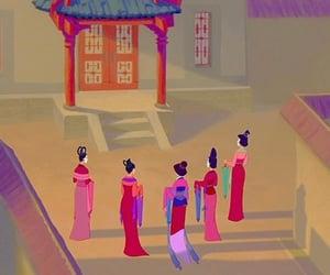 china, chinese, and disney image