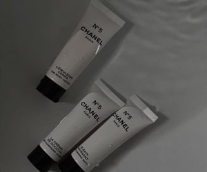 beauty, body lotion, and chanel image