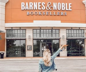 aesthetic, barnes and noble, and ya books image