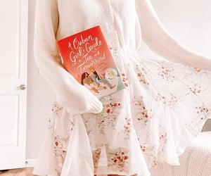 books, fashion, and abigail image