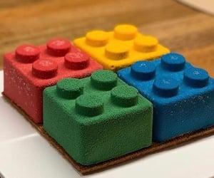 food, interesting, and rainbow image
