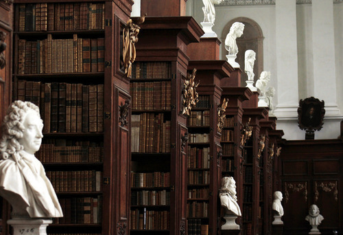 academia, books, and libraries image
